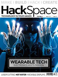 Hackspace Magazine Numéro 4 en téléchargement gratuit sur www.framboise314.fr