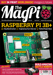 The MagPi N° 68
