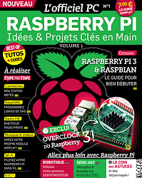 L'officiel PC Raspberry Pi N° 01