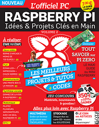 L'officiel PC Raspberry Pi N° 02