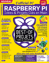 L'officiel PC Raspberry Pi N° 03