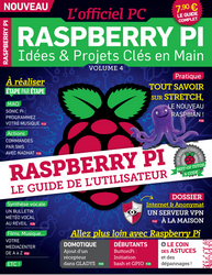 L'officiel PC Raspberry Pi N° 04