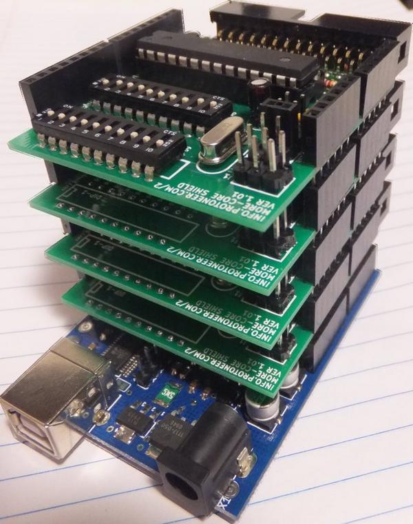 Cluster d'Arduino