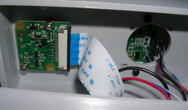 Caméra du Raspberry Pi PiCam