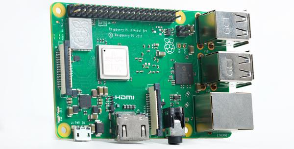 2ad71345b87b44 Le Raspberry Pi 3 B+, sortie le jour de Pi !