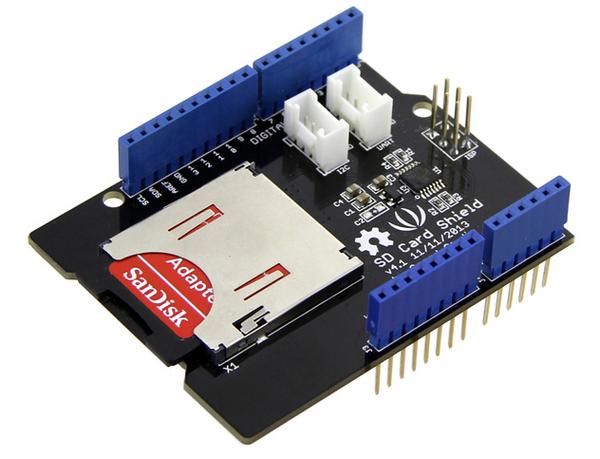 adaptateur de carte SD pour Arduino