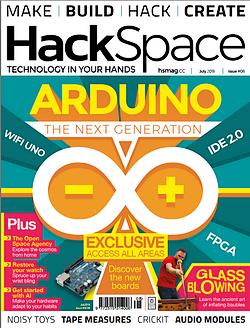 Hackspace Magazine Numéro 8 en téléchargement gratuit sur www.framboise314.fr