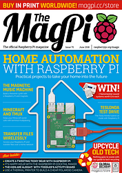 MagPi 70 couverture