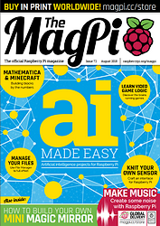 The MagPi 72