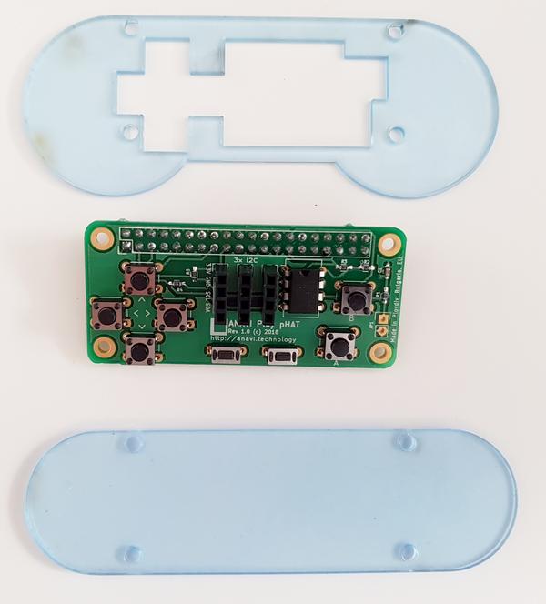 Boîtier acrylique pour le Raspberry Pi Zero