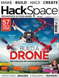 Accès à la page du Magazine HackSpace - Téléchargement gratuit de tous les numéros en PDF sans DRM