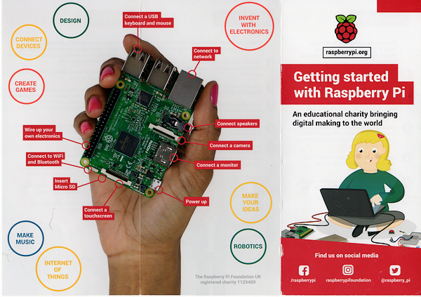flyer officiel raspberry pi page 1