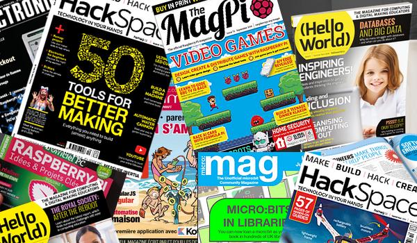 www.framboise314.fr page publiocations : revues, magazines, e-books, articles, téléchargements gratuits