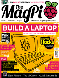 The MagPi N° 74 octobre 2018