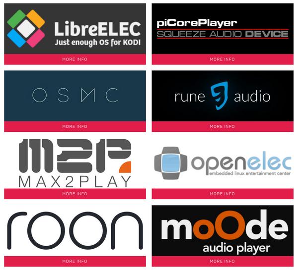 Carte audio HifiBerry DAC + DSP pour Raspberry Pi