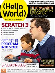 Magazine HelloWorld N° 7 en téléchargement gratuit sur framboise314.fr