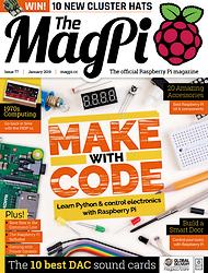MagPi N° 77 en téléchargement gratuit sur framboise314.fr