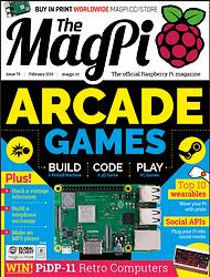 The MagPi N° 78 en téléchargement gratuit sur framboise314.fr