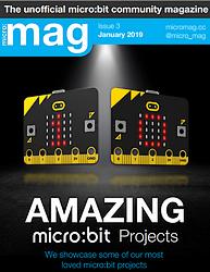 Micro:mag micro:bit magazine N°3 en téléchargement gratuit sur framboise314.fr