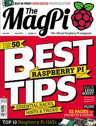 The MagPi N° 80 en téléchargement gratuit sur framboise314.fr