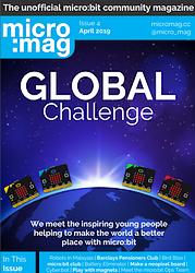 Micro:mag micro:bit magazine N°4 en téléchargement gratuit sur framboise314.fr
