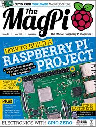The MagPi N° 81 en téléchargement gratuit sur framboise314.fr