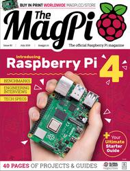 The MagPi N° 83 en téléchargement gratuit sur framboise314.fr