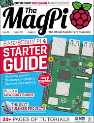 The MagPi N° 84 en téléchargement gratuit sur framboise314.fr