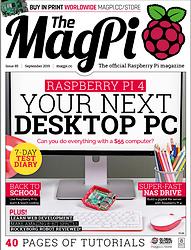 The MagPi N° 85 en téléchargement gratuit sur framboise314.fr