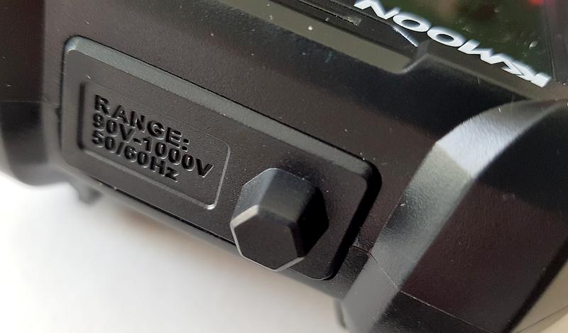 multimètre automatique KKMOON HT118A capteur NCU détecteur fil secteur
