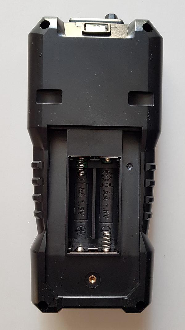 multimètre automatique KKMOON HT118A boîtier de piles
