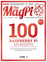 The MagPi N° 100 en téléchargement gratuit sur framboise314.fr