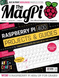 The MagPi N° 101 en téléchargement gratuit sur framboise314.fr