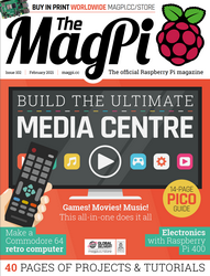 The MagPi N° 102 en téléchargement gratuit sur framboise314.fr