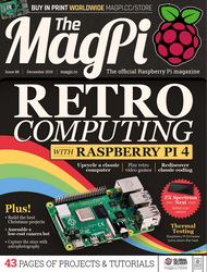 The MagPi N° 88 en téléchargement gratuit sur framboise314.fr