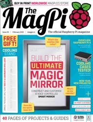 The MagPi N° 90 en téléchargement gratuit sur framboise314.fr