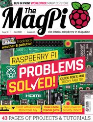 The MagPi N° 92 en téléchargement gratuit sur framboise314.fr