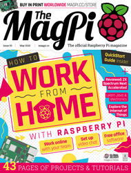The MagPi N° 93 en téléchargement gratuit sur framboise314.fr