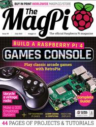 The MagPi N° 95 en téléchargement gratuit sur framboise314.fr