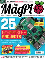 The MagPi N° 96 en téléchargement gratuit sur framboise314.fr