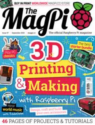 The MagPi N° 97 en téléchargement gratuit sur framboise314.fr