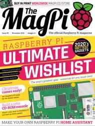 The MagPi N° 99 en téléchargement gratuit sur framboise314.fr